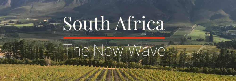 South Africa: The New Wave