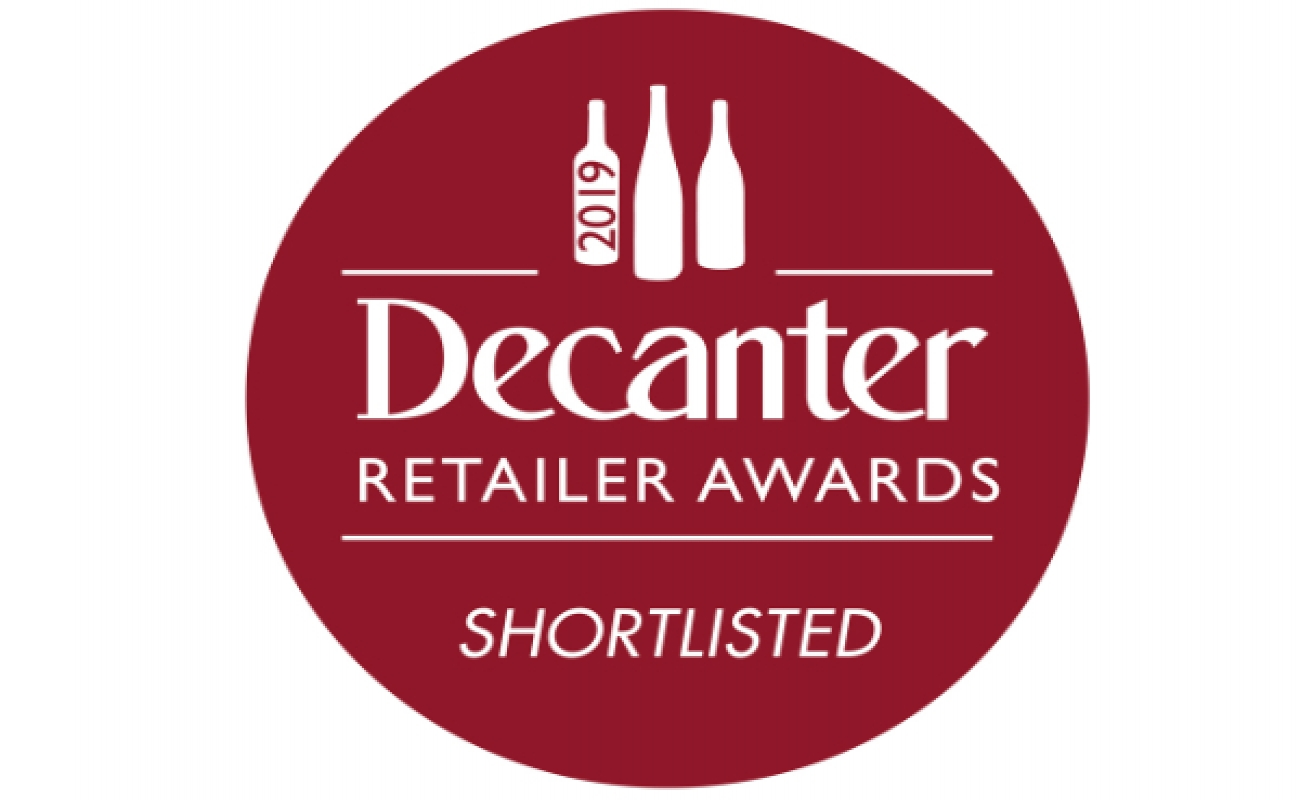 Noble Grape Shortlisted for Decanter Magazine Awards Newcomer of the Year