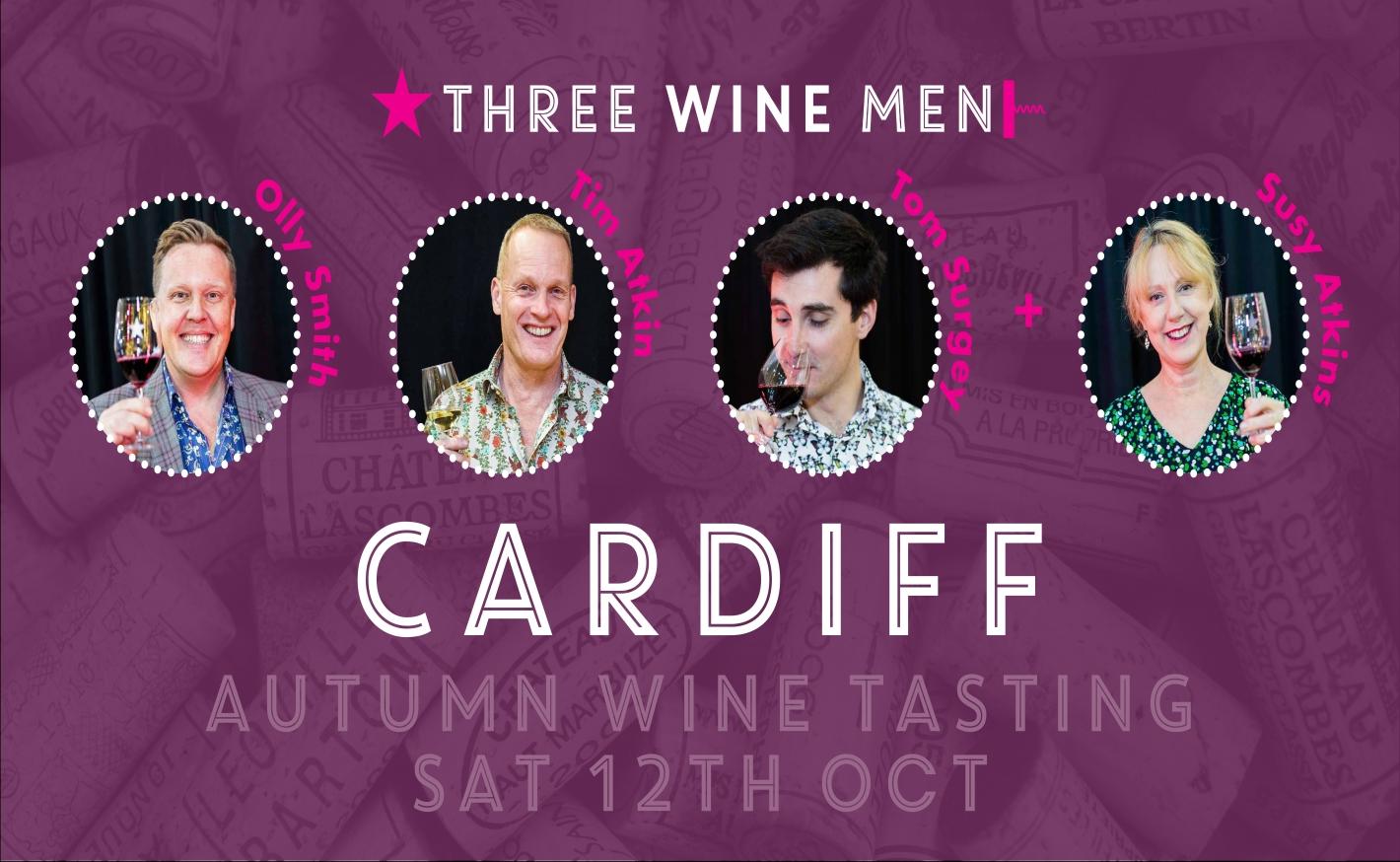 Noble Grape at The Three Wine Men