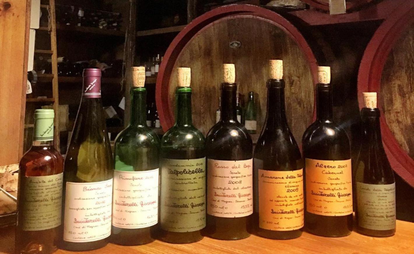 Quintarelli: Legendary Italian Wines Arriving at Noble Grape