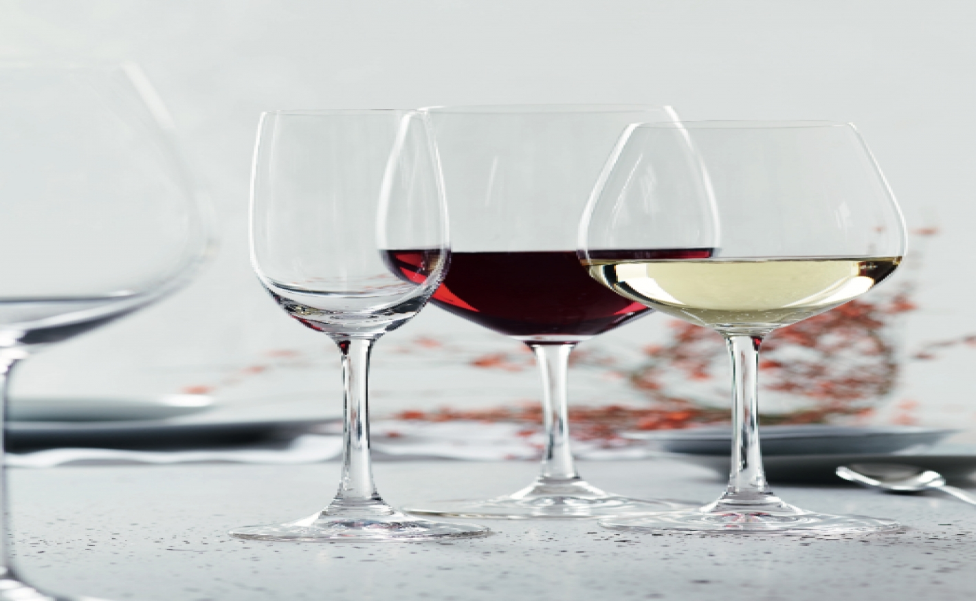 We are now an official Spiegelau glassware stockist