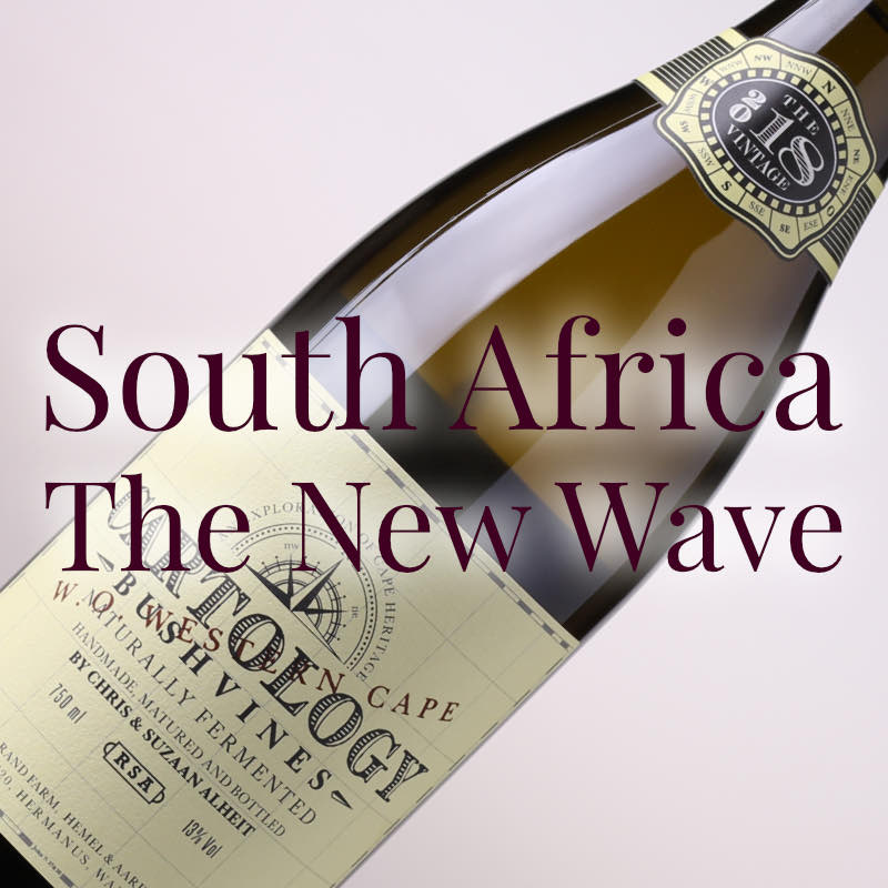 South Africa New Wave
