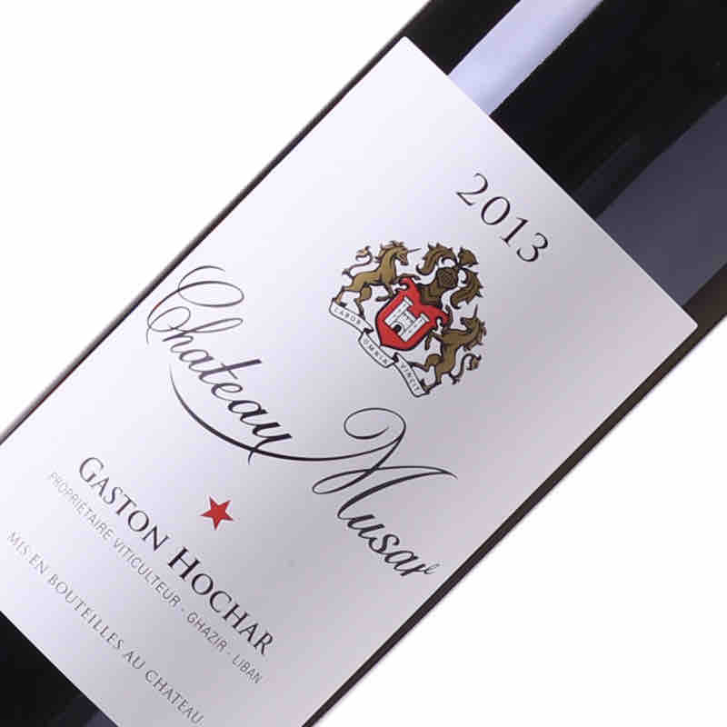 Chateau Musar 2013 Red