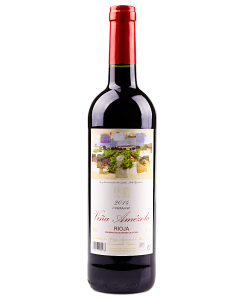 Amezola de la Mora 2016 Vina Amezola Rioja Crianza