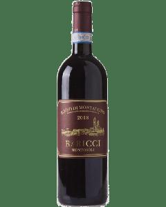 Baricci 2018 Rosso di Montalcino 'Montosoli'