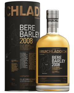 Bruichladdich 'Bere Barley' Islay Single Malt 2008 50% ABV