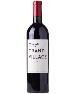 Chateau Grand Village 2018 Bordeaux Superieur