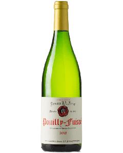 Domaine J.A. Ferret 2018 Pouilly Fuisse