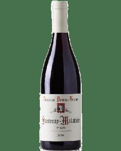 Domaine Prieur Brunet 2016 Santenay 1er Cru Maladiere