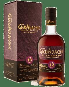 Glenallachie 12 Year Old Speyside Malt Whisky 46%