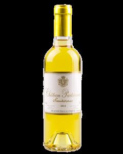 Chateau Partarrieu 2015 Sauternes Halves