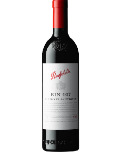 Penfold's 2018 Bin 407 Cabernet Sauvignon