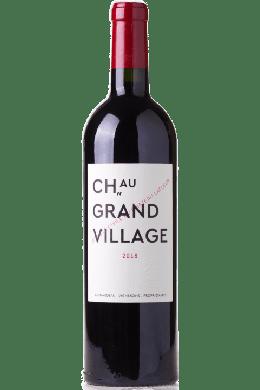 Chateau Grand Village 2018 Bordeaux Superieur