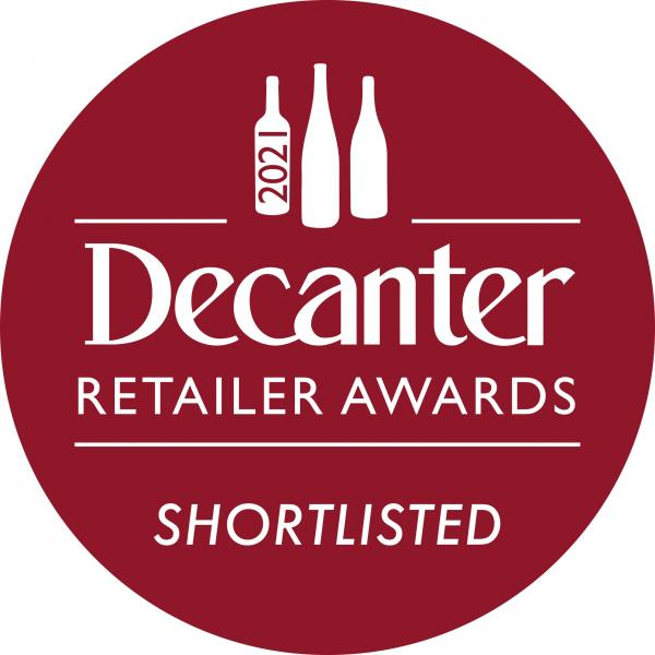 Noble Grape Is On Decanter's Shortlist for Italy